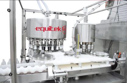 Rotary Filling Machine - Equitek USA