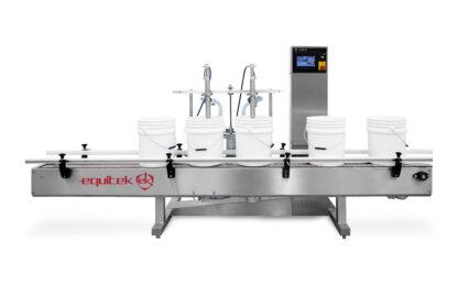 Pail Filling Machine - Equitek USA