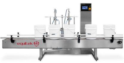 industrial pail filling machine - Equitek USA