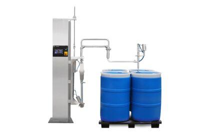 industrial drum filling machine - Equitek USA