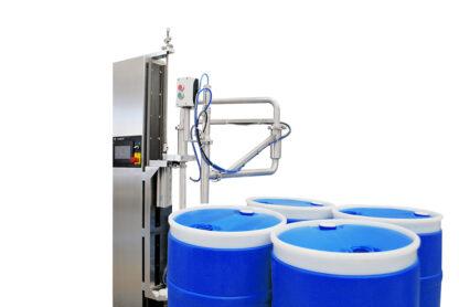 Drum Filling Machine - Equitek USA