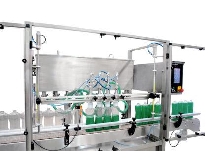 bottle filling machine - Equitek USA
