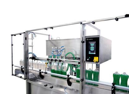 Electric Piston Filling Machine - Equitek USA