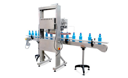 automatic bottle capping machine - Equitek USA
