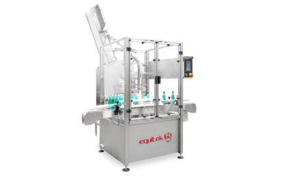 Rotary capping machine - Equitek USA