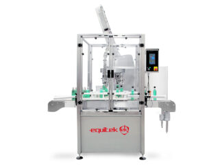 automatic capping machine - Equitek USA