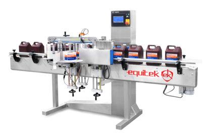automatic bottle labeler - Equitek USA