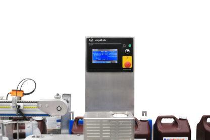 bottle labeling machine - Equitek USA