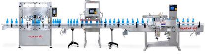 inline filling systems - Equitek USA