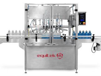 liquid filling machine - Equitek USA