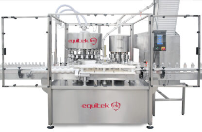 automatic filling machine - Equitek USA